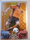 Match Attax 2010/11 - Showboat card - Karl Henry of Wolves