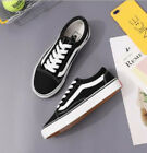 VAN Classic OLD SKOOL Women Mens Canvas Casual Shoes Sneakers Skateboard Shoes