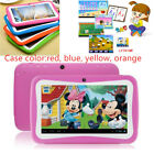Multi-language Kid Gift 7''inch Quad Core HD Tablet Dual Camera WiFi Android Kit