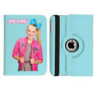 JoJo Siwa 03 Name Personalised iPad 360 Rotating Case Cover Birthday Present