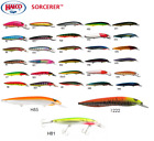 Halco Sorcerer Lures Sorcerer 35 125 150 STD Fishing Plugs Pike Bass Perch