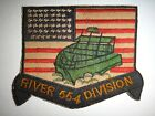US Navy PBR RIVER DIVISION 554 Brown Water Vietnam War Patch