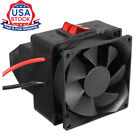 12V 200W Car Heater Fan Demister Defroster Warm Air Blower US STOCK