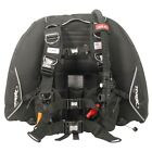 Zeagle 911 Scuba Diving BCD with Ripcord System, Black