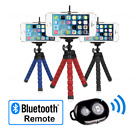 For Motorola Moto G7 Phone Camera Tripod Flexi Gorilla Bluetooth Remote Selfie