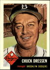 1991 Topps Archives 1953 BB Card #s 1-200 (A1195) - You Pick - 10+ FREE SHIP