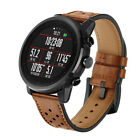 Genuine Leather Watch Wrist Strap Bracelet For Amazfit Stratos Smart Watch 2S E