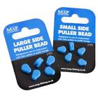 MAP NEW MATCH POLE FISHING SIDE PULLER BEADS - PACK OF 5 -  LARGE OR SMALL