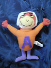 "HANNA BARBERA ATOM ANT  6"" PLUSH 2000 DAIRY QUEEN"