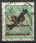 Germany Weimar Republic 1923 Used - Single Inflation Defins/Officials some rare