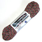 GOING OUT OF BUSINESS Wholesale 550 lb Paracord 1 ft to 100 ft Hanks MADE IN USA