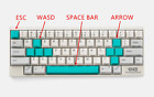 HHKB Topre Realforce Fc660c Blank PBT Keycap Keycaps For Capacitive Keyboards