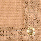 6' x 50' Fence Screen Chain Link Privacy Fence Screen - 87% Knitted Polyethylene