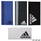 "ADIDAS Sports Towel 20"" x 40"" Tennis Basketball Baseball Golf Running Gym Cycle"