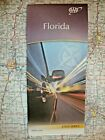 FLORIDA STATE MAP Travel Road Street Tour Guide Book Roadmap '20 DISNEY AAA FL
