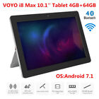 "VOYO i8 Max 10.1"" Inch Android 7.1 Tablet PC DDR3 4+64GB WiFi BT4.0 Dual Camera"