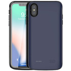 iPhone Xs Max Battery Case,Vocalol 6000mAh Portable Charger Case Power Bank Pack