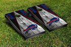 Buffalo BIlls Custom Vinyl Prints for DIY Cornhole Wraps on eBay