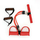 New Fitness Sit-up Training Latex Pull Rope Abdominal Exerciser Equipment Sport