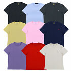Polo Ralph Lauren Mens T-Shirt Custom Slim Fit Short Sleeve Crew Neck Tee Shirt image