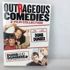 DVD: Outrageous Comedies: Dumb & Dumber and Dumb & Dumberer, New