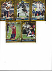2015 Topps Gold #/2015 Shane Carden RC Chicao Bears # 468