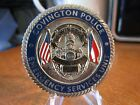 Covington Police Department Georgia Emergency Services Unit Challenge Coin #2007