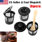 3/6/12 Pcs Replacement Refillable Coffee Filter For Keurig B50 Mr. Coffee Kcup