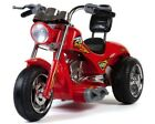 Mini Motos Red Hawk Motorcycle 12v Yellow Red 2 Forward Speeds and Reverse Cruis