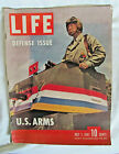 1941 July 7 LIFE Magazine Defense Issue U.S.ARMS Great Cover Story, Photos & ADs