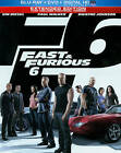 Fast & Furious 6 limited seelbook Blu-ray/DVD, 2-Disc Set, Includes Digital Copy