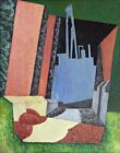 Abstract Urban Landscape by Mexican Diego Rivera Fine Art Prints Canvas or Paper