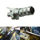 2PC Grease Coupler Durable Locking Clamp Type Metal Quick Release Grease Gun USA