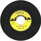 Don & Juan and Joe Barry- Two Fools Are We b/w I'm A Fool To  Care 45