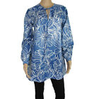 Antik Batik Womens 'Chris' Long Tunic Shirt/Dress