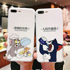For iPhon  XS MAX 7 8+ 6+ Ultrathin Soft TPU Phone High Quality Case Cover