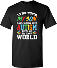 Tupper Desginer - Mother's Day Shirt From Autism Son