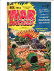 "War Battles No 14 1953 - Ausralian- ""Truck / Tank Crash Cover! """