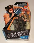 "Wolverine Origins Comic Series Sabretooth Action Figure New 3.75"" Marvel Univers"