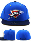 Oklahoma City Thunder OKC New Mitchell & Ness Blue Orange Era Fitted Era Hat Cap on eBay