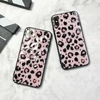 Leopard Cheetah Camo 3D Diamond TPC Case fo iPhone 7 / 8 Plus / Xs / XR / Xs Max