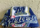 Milwaukee Brewers MLB Fleece Hat  Newborn Baby Boys, Girls, Children, Adult Men on Ebay