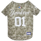 New York Yankees Dog Pet Camo Hunting Jersey (all sizes)