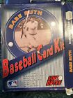 Babe Ruth and Micky Mantle Baseball Card Kit Line Drive