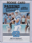MITCH TRUBISKY RC Mitchell ROOKIE CARD 2017 Draft Pick UNC Chicago Bear Football