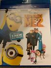 Despicable Me 2 (DVD, 2013) DVD ONLY