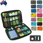 Travel Storage Bag Electronics USB Charger Case Data Cable Waterproof Organizer
