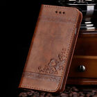 Wallet Flip Case For i Phone XS XR 5S SE 6 7 8 Plus Leather Magnetic Cover Stand