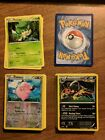 Kalos Starter Set Plasma Blast Plasma Storm Pokemo Cards Mixed Lot of 45+ Cards