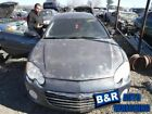 Steering Gear/Rack Power Rack And Pinion Coupe Fits 01-05 SEBRING 12436647